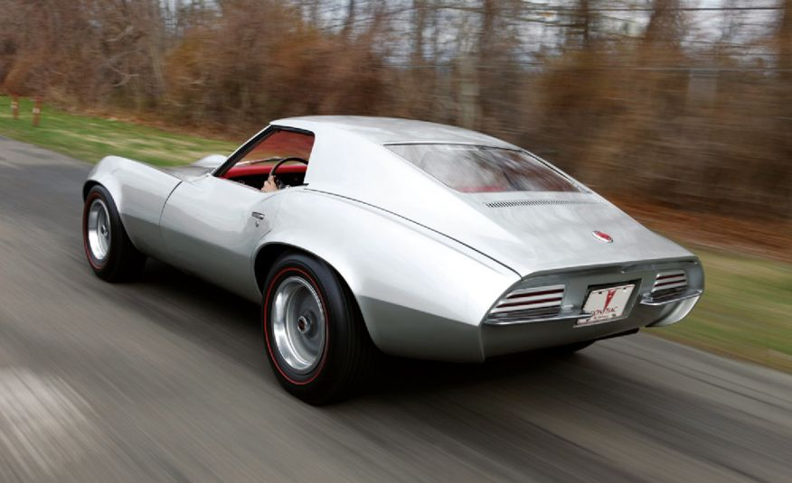 1964 Pontiac Banshee XP-833 concept car - Slide 5