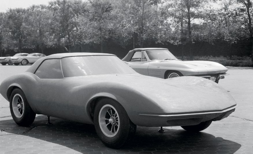 1964 Pontiac Banshee XP-833 concept car - Slide 14