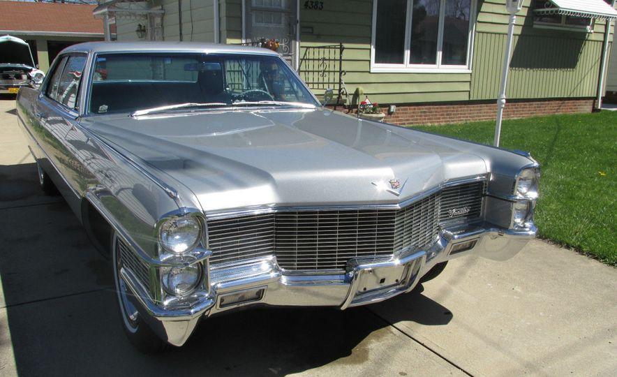1965 Cadillac DeVille - Slide 1