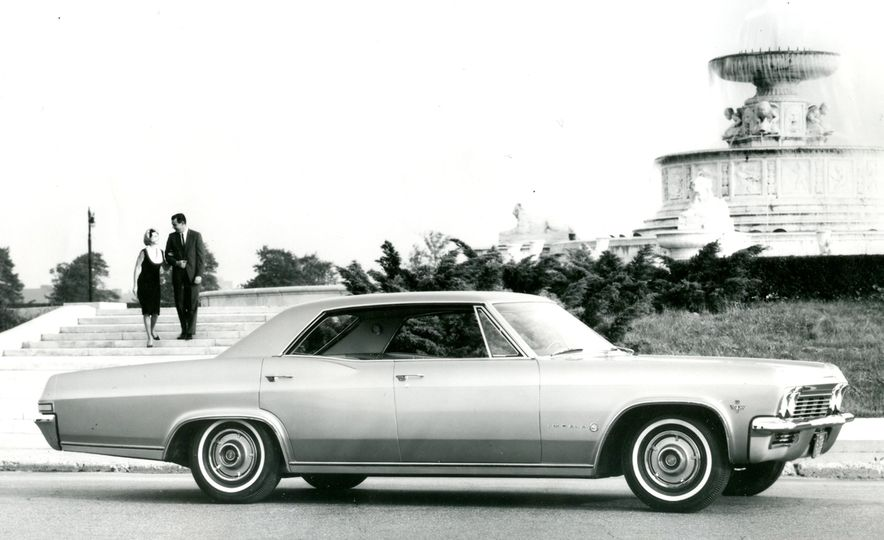 Fins, Fleets, and Everything in Between: A Visual History of the Chevrolet Impala - Slide 9