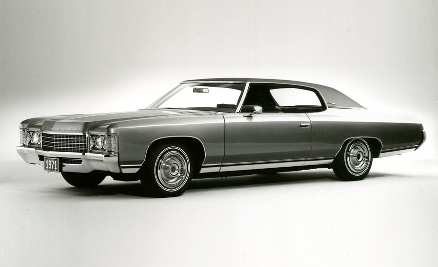 Fins, Fleets, and Everything in Between: A Visual History of the Chevrolet Impala - Slide 11