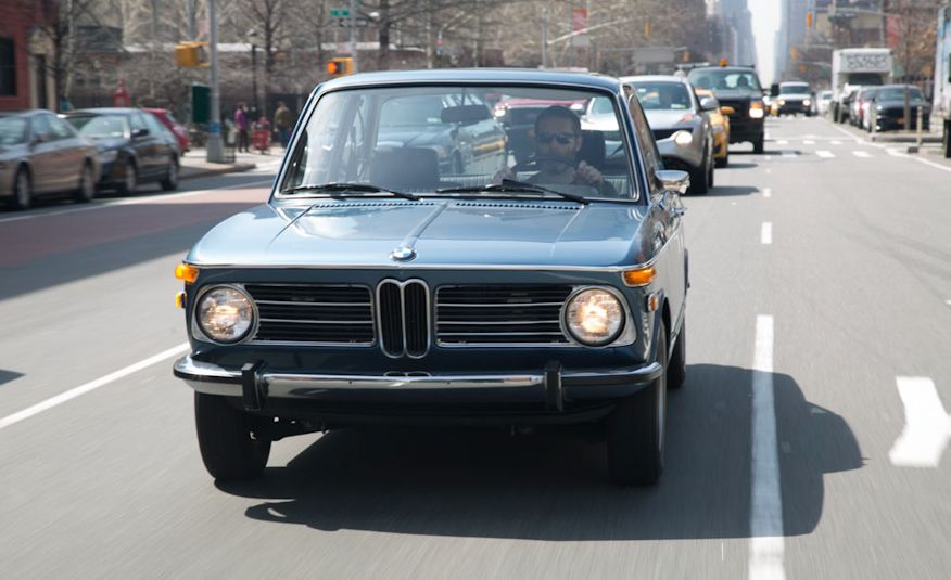 1972 BMW 2002 tii and 2015 M235i coupe - Slide 8