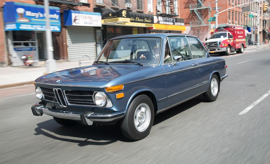 1972 BMW 2002 tii and 2015 M235i coupe - Slide 9