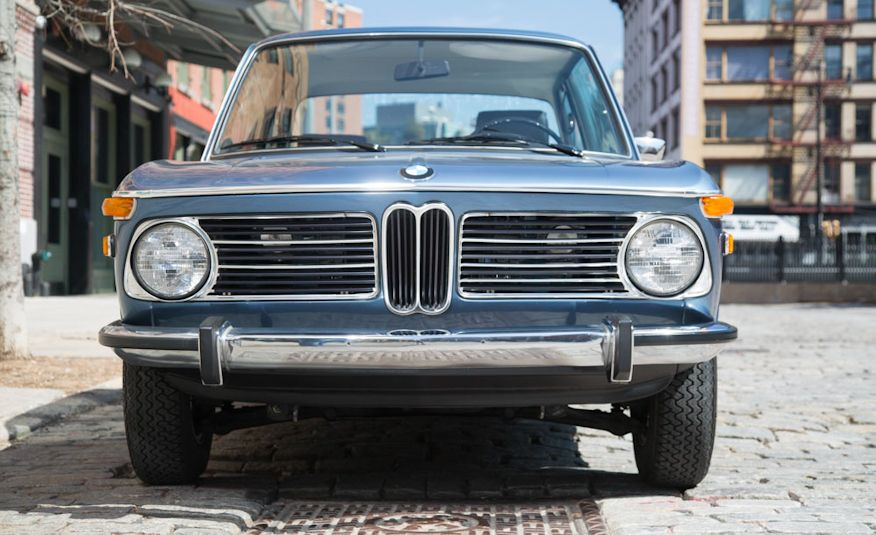 1972 BMW 2002 tii and 2015 M235i coupe - Slide 13