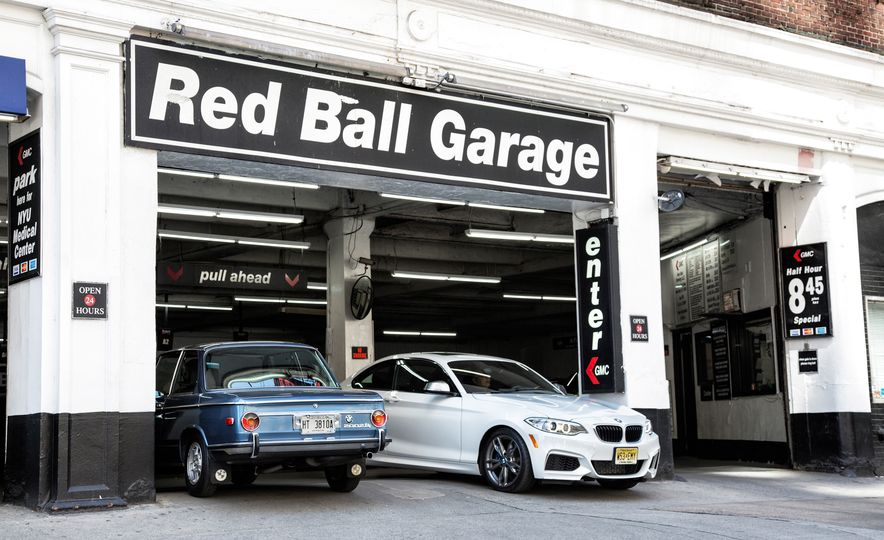 1972 BMW 2002 tii and 2015 M235i coupe - Slide 6