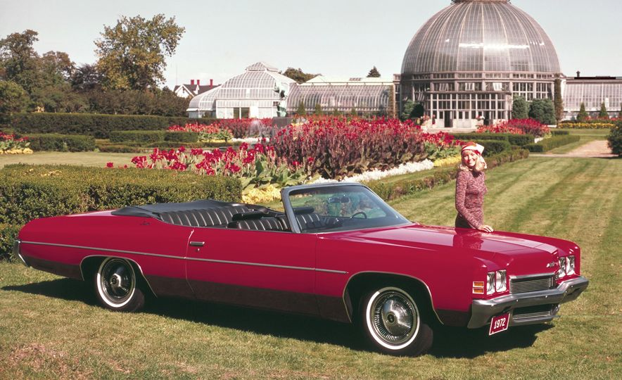 Fins, Fleets, and Everything in Between: A Visual History of the Chevrolet Impala - Slide 12