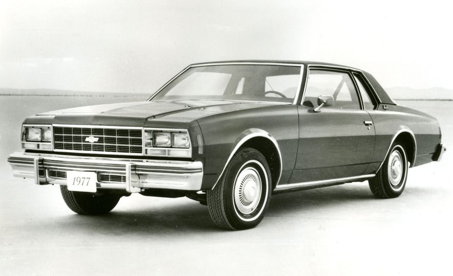 Fins, Fleets, and Everything in Between: A Visual History of the Chevrolet Impala - Slide 13