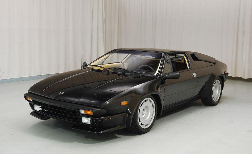 1988 Lamborghini Jalpa - Slide 1