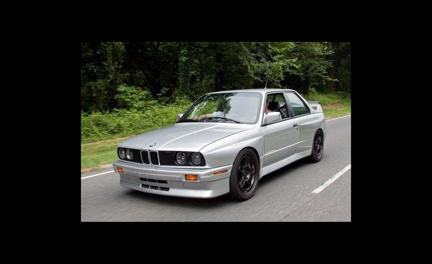 1989 BMW M3 V-10 - Slide 1