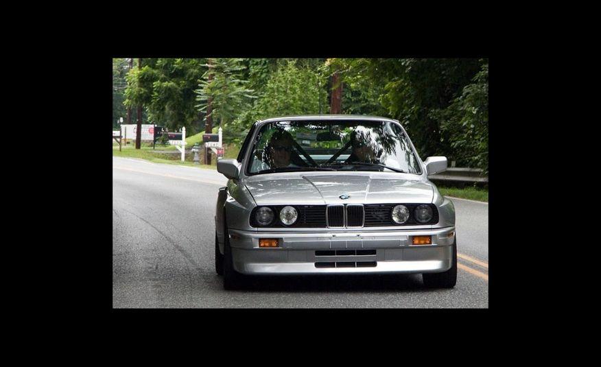 1989 BMW M3 V-10 - Slide 2