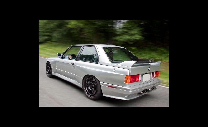 1989 BMW M3 V-10 - Slide 3