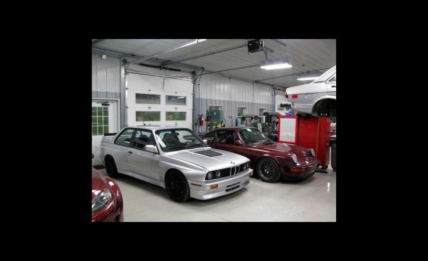 1989 BMW M3 V-10 - Slide 5
