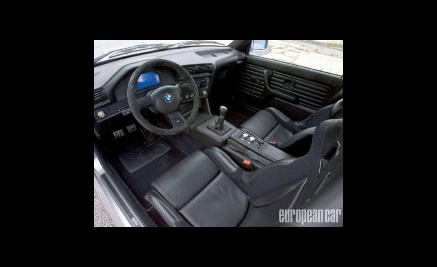 1989 BMW M3 V-10 - Slide 7