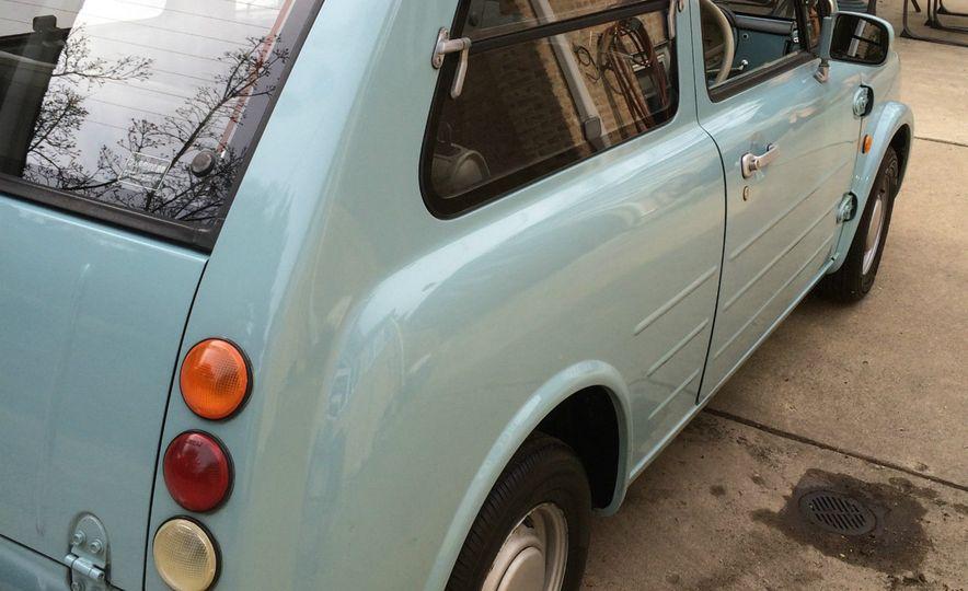1989 Nissan Pao - Slide 6