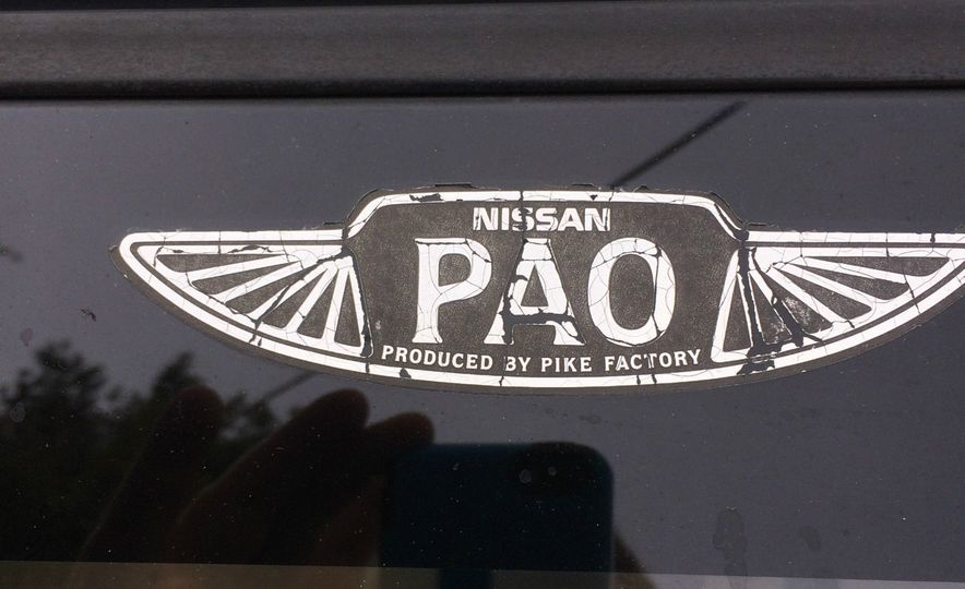 1989 Nissan Pao - Slide 10
