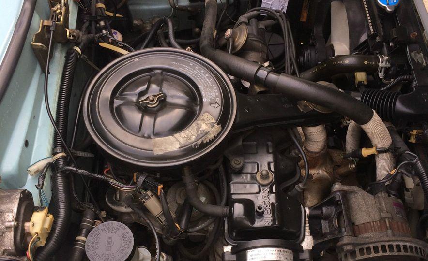 1989 Nissan Pao - Slide 15