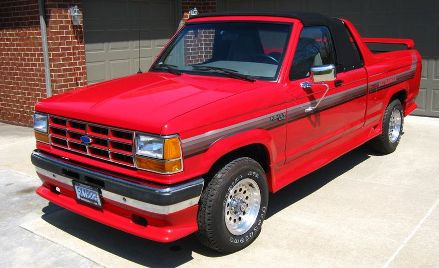 1991 Ford SkyRanger - Slide 1