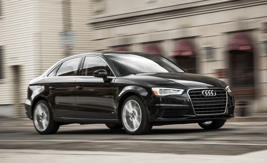 Bargain Beauties The BestLooking Cars Under - Best audi car model