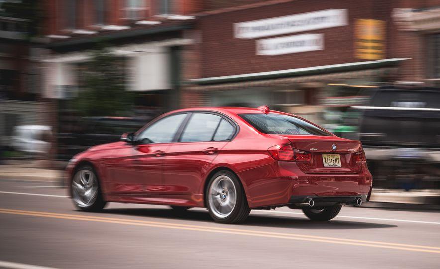 2015 BMW 335i xDrive - Slide 4