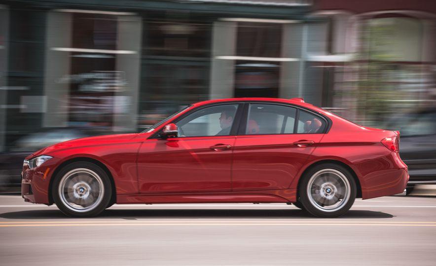 2015 BMW 335i xDrive - Slide 5