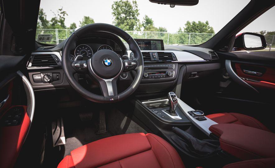 2015 BMW 335i xDrive - Slide 17