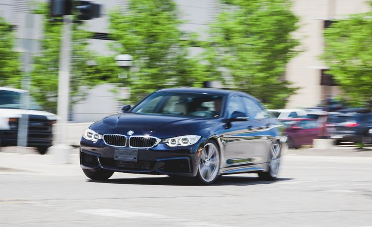 2015 BMW 435i Gran Coupe – Instrumented Test