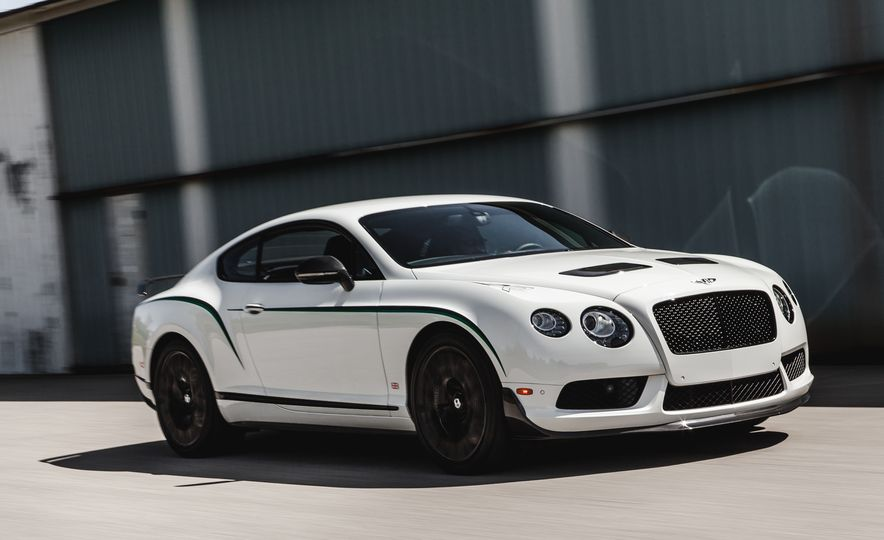 2015 Bentley Continental GT3-R - Slide 1