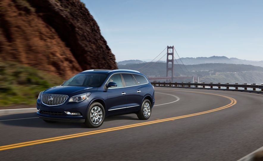 2015 Buick Enclave Tuscan Edition - Slide 5