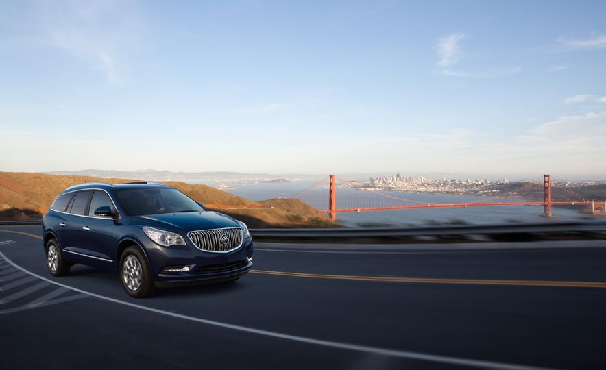 2015 Buick Enclave Tuscan Edition - Slide 6