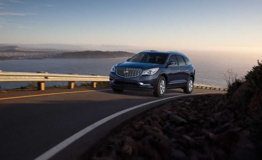 2015 Buick Enclave Tuscan Edition - Slide 7