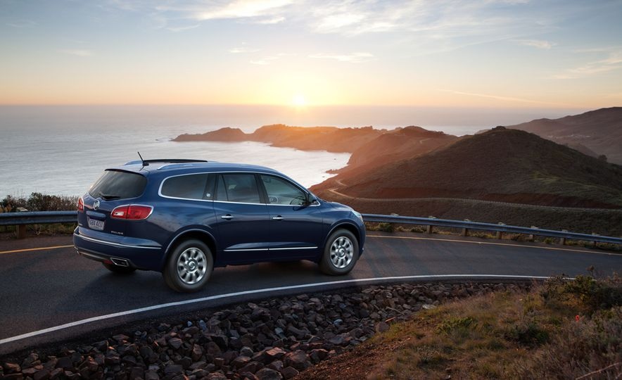 2015 Buick Enclave Tuscan Edition - Slide 8