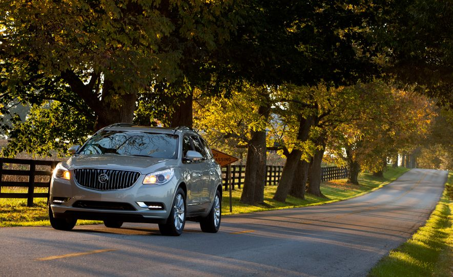 2015 Buick Enclave Tuscan Edition - Slide 11