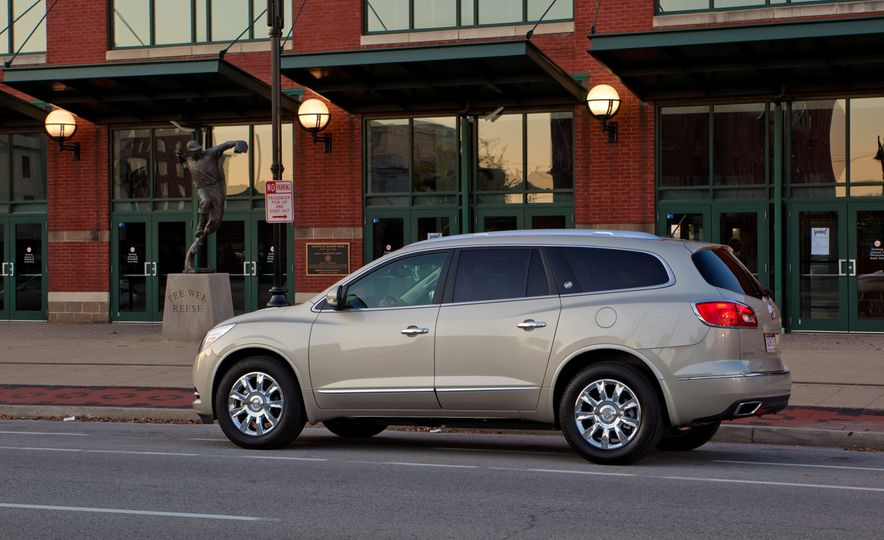 2015 Buick Enclave Tuscan Edition - Slide 12