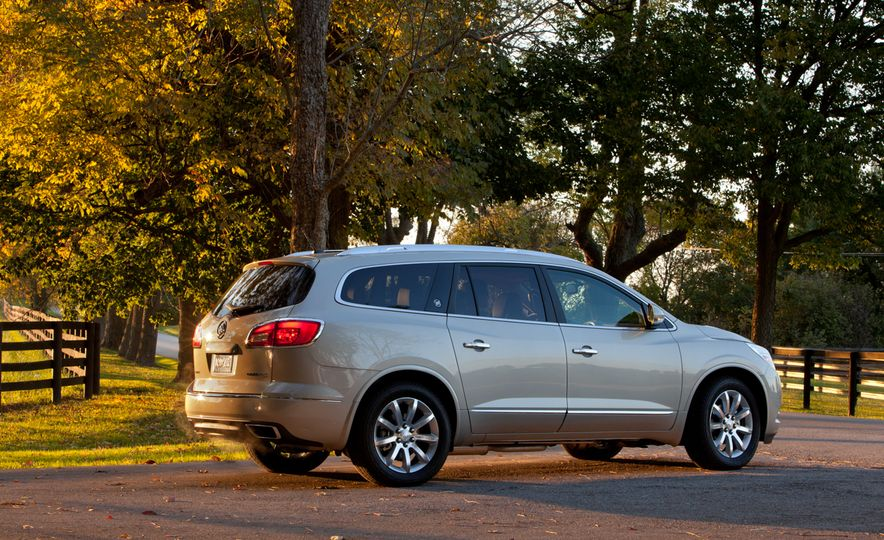 2015 Buick Enclave Tuscan Edition - Slide 13