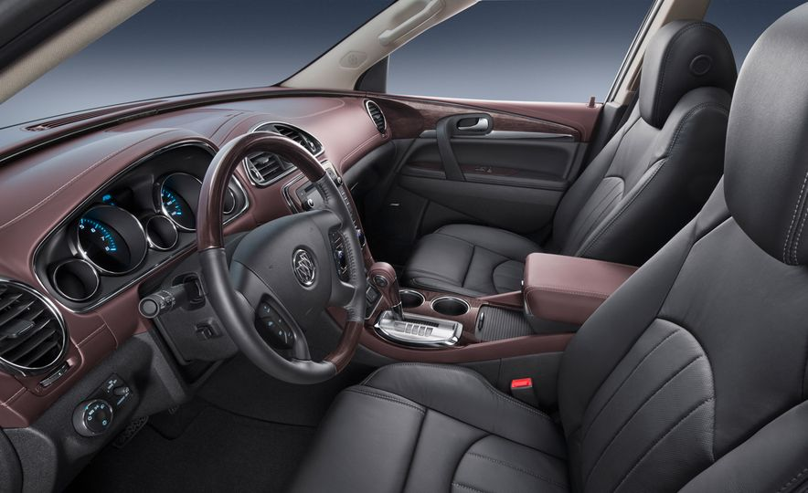 2015 Buick Enclave Tuscan Edition - Slide 16