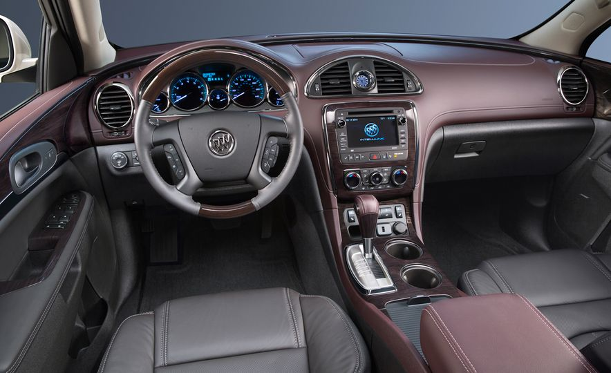 2015 Buick Enclave Tuscan Edition - Slide 18