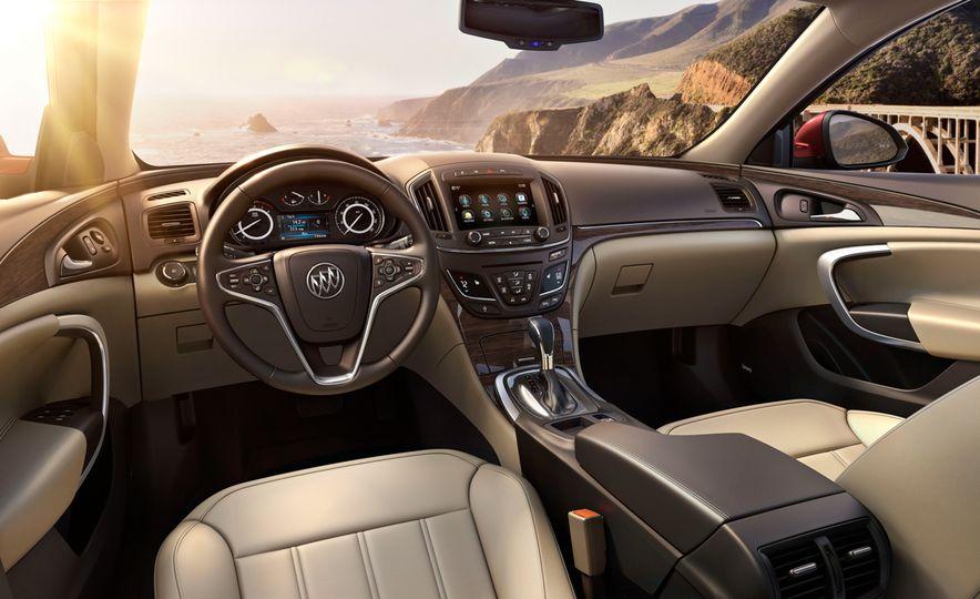 2015 Buick Regal - Slide 7