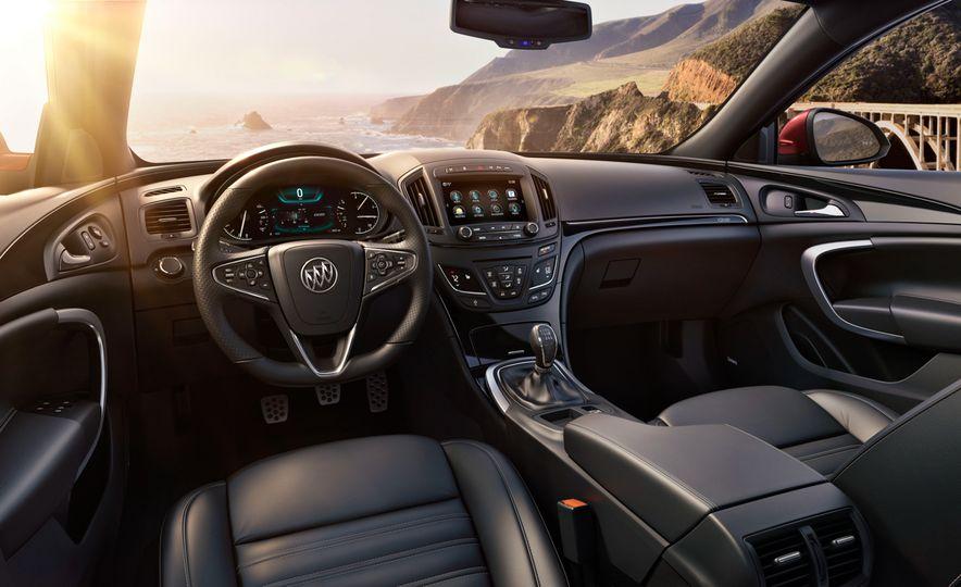 2015 Buick Regal - Slide 8