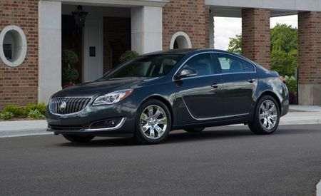 Buick's New 1SV Trim Level Lowers the Base Prices of the 2015 Verano, Regal, and LaCrosse