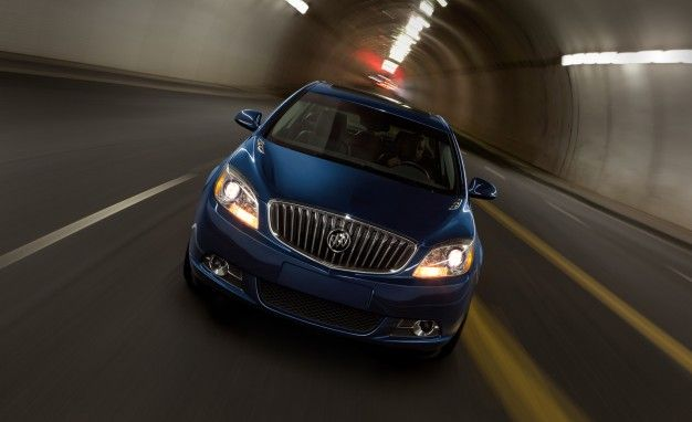 One and Done? Next Buick Verano May Not Be Sold Here