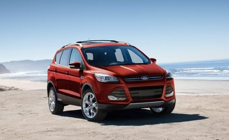 Ford Escape, Transit Connect Recalled for Dimwitted Dash