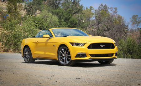 2015 Ford Mustang GT Convertible Manual – Instrumented Test