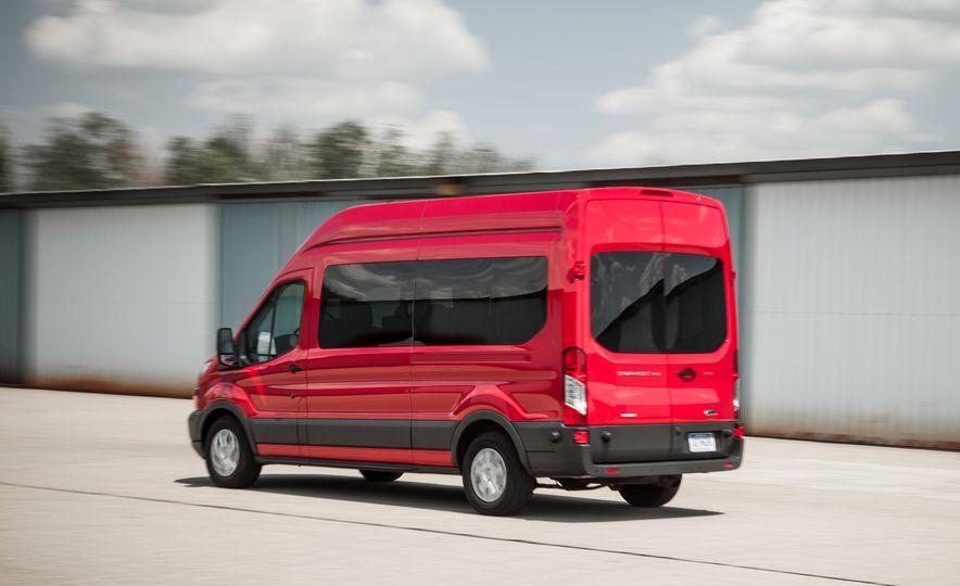2015 Ford Transit 350 wagon - Slide 7