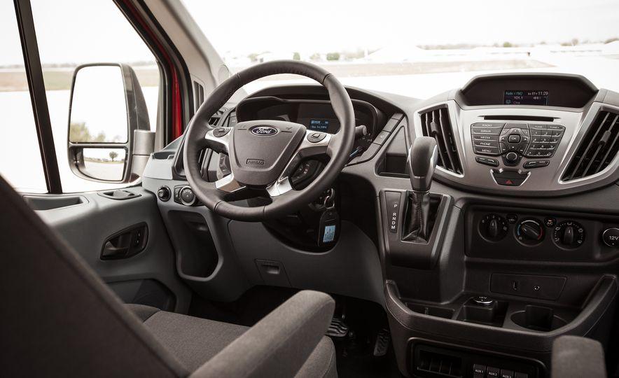2015 Ford Transit 350 wagon - Slide 34