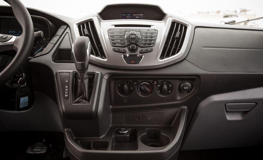 2015 Ford Transit 350 wagon - Slide 36