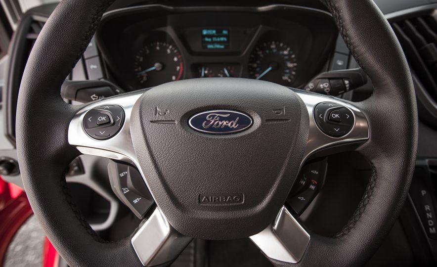 2015 Ford Transit 350 wagon - Slide 39
