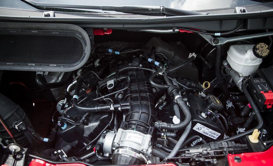 2015 Ford Transit 350 wagon - Slide 46
