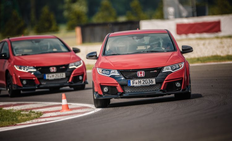 2015 Honda Civic Type R – First Drive Review
