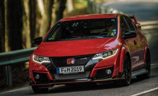 Civic Type R Engine Built In The Usa News Car And Driver