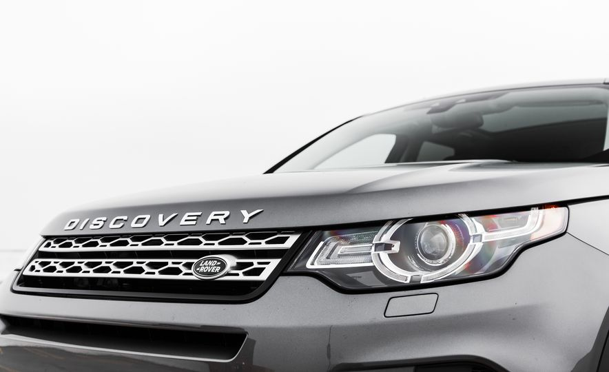 2015 Land Rover Discovery Sport - Slide 11